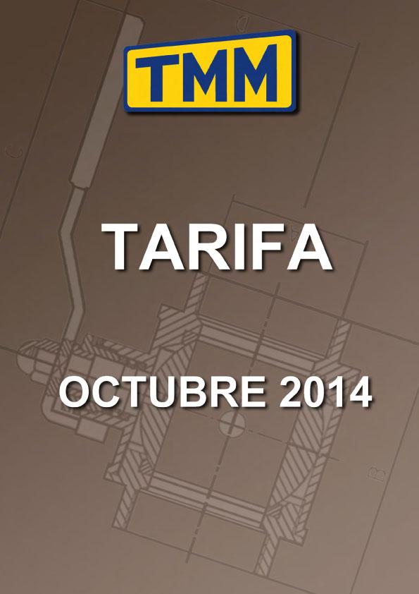 TARIFA 2014-EMPRESAS DE AGUA rev16